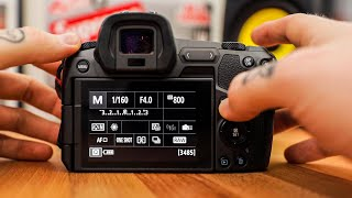 BEST Photo Settings For The Canon EOS R (2020)
