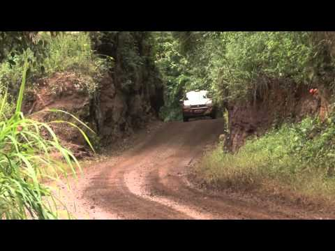 Passagens na SS11 - Rally de Canela 2013