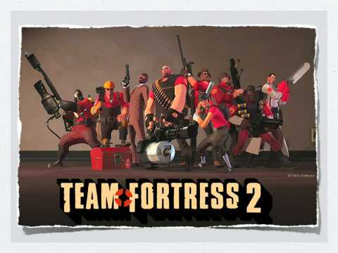 Game Review for Game Design course of TF2