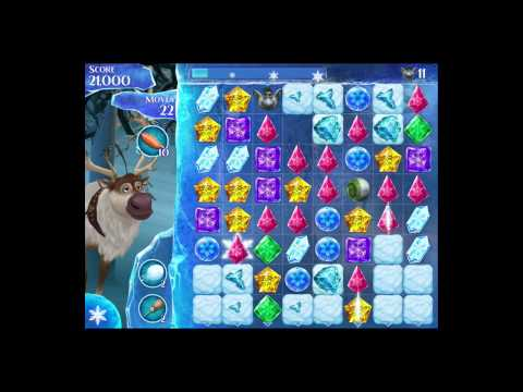 Disney Frozen Free Fall Level 199