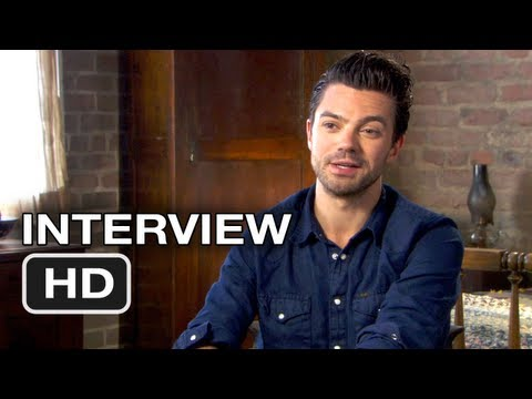 Abraham Lincoln Vampire Hunter Interview - Dominic Cooper - (2012) Movie HD