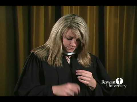 How To: Commencement Hooding