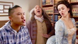 Benjamin Franklin 1776   1790
