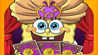 SpongeBob's Game Frenzy - Nicklodeon Games