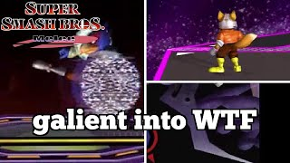 Daily Melee Highlights: galient into WTF
