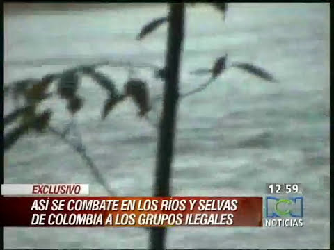 COLOMBIAN ARMY AMBUSH AND KILLS GUERRILLA TRAFFICKERS COMING FROM VENEZUELA