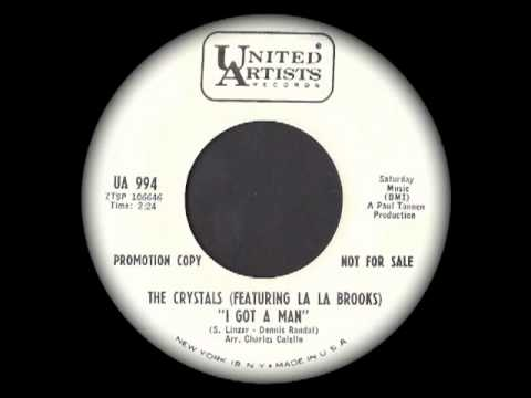 Thumbnail of video The Crystals - I Got A Man (Featuring La La Brooks)