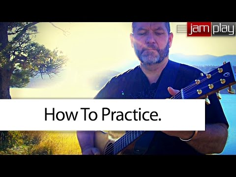 5 Things You Probably Didn't Know About How To Practice Guitar