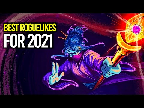 Top 10 Best Awesome Roguelike Games to Play in Early 2021