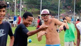 Diversão da Molecada é Soltar Pipa - Pipa Combate no Mauá