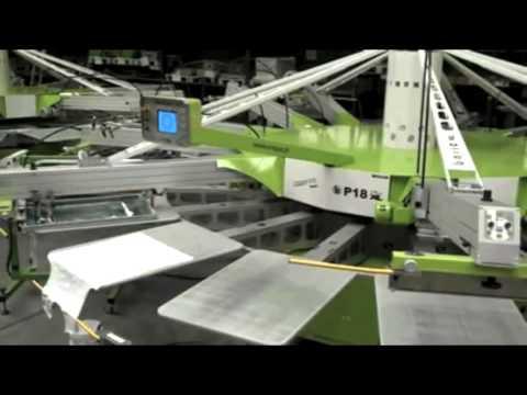 Procesos de estampados Textiles