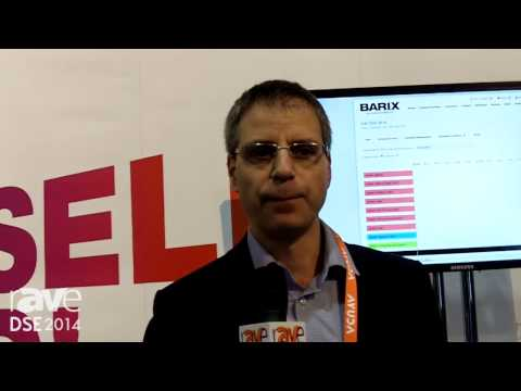 DSE 2014: Barix Features Simple Paging Solutions For Public Announcements