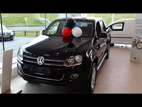 Volkswagen Amarok Highline 2014 In depth review Interior Exterior
