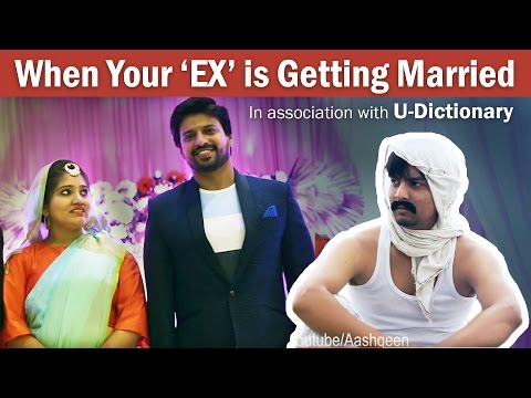 INTEQAM - When your 'Ex' is getting Married | Aashqeen