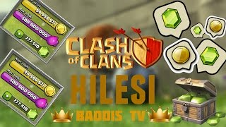 clash of clans hilesi 2017