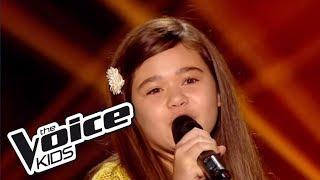 Feeling Good Nina Simone Frankee The Voice Kids 2014 Blind Audition