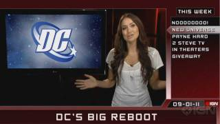 IGN Weekly 'Wood - Star Wars Changes, DC's New Universe, Die Hard 5_ 09.01.11