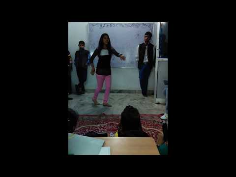 Maine Payal Hai Chankai .......excellent Dance Performance By Jyoti Prajapati video