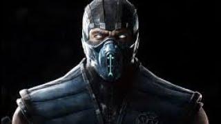 Mortal Kombat X sub zero tower / ending