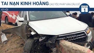 Tai nạn kinh hoàng trên đường Pháp Vân Cầu Giẽ   VTC1