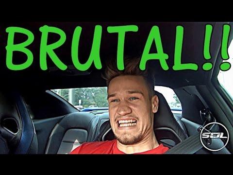 BRUTAL Armytrix Nissan GTR SOUNDS!