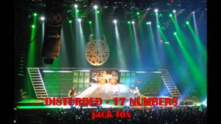 Disturbed songs playlist - best 17 numbers