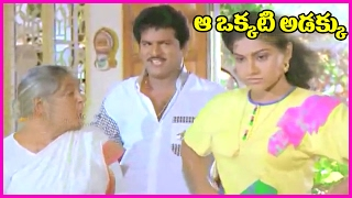 Aa Okkati Adakku Movie Comedy Scenes - Rajendra Prasad Top Comedy Scenes  - Brahmanandam