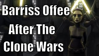What Happened to Barriss Offee after The Clone Wars? (Theory)
