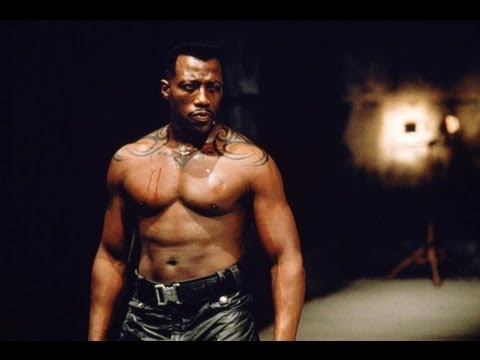 Will Wesley Snipes Play BLADE Again? - AMC Movie News