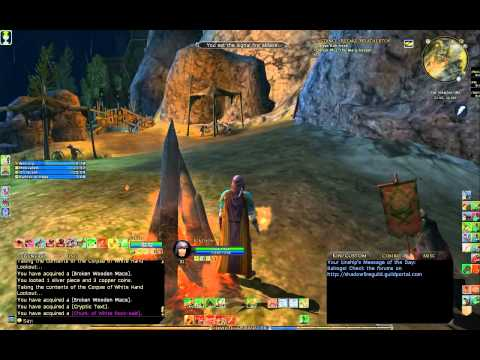 Lord of the Rings Online - Retake Weathertop Instance [Solo][1.2.5] (1