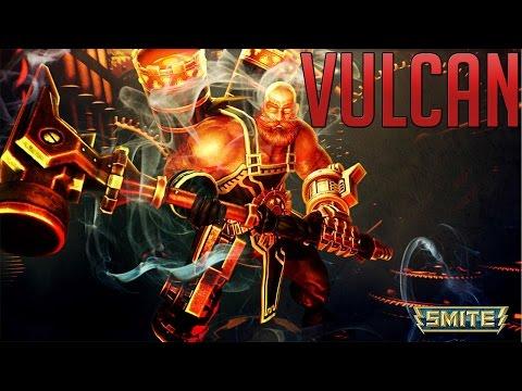 SMITE #Rumoao30 -Vulcan-  Partida Estranha  (PT-BR)