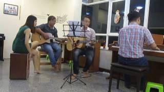 Lạc Trôi (Piano, Guitar & Cajon) - Cover by Đồ Rê Mí Band