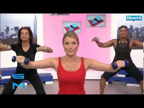 Gym Direct 2107 - Sandrine Renfort musculaire_Direct 8_2012.avi