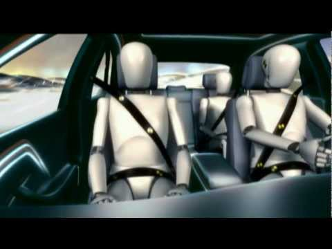 Air Bags and Seatbelts -- Mercedes-Benz Driving Safety Features