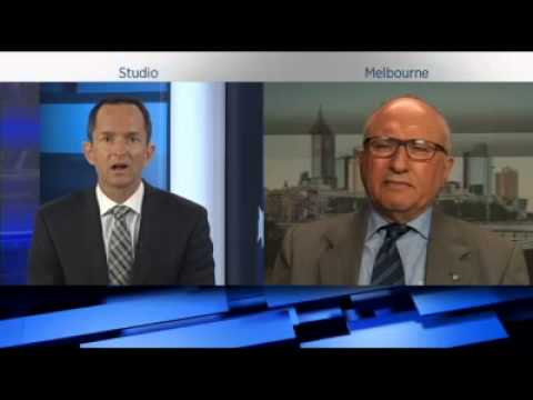 Dr. Colin Rubenstein on Foreign Minister Julie Bishop's Iran visit