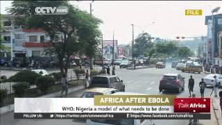 TALK AFRICA: AFRICA AFTER EBOLA