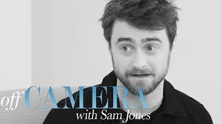 Daniel Radcliffe Explains That There's No Way to Prepare for the Fame of Harry Potter