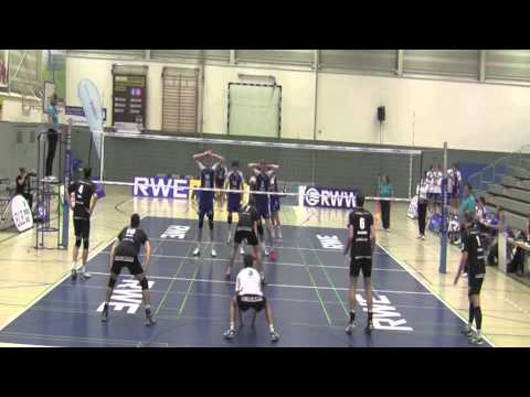 Nathan French Volleyball Highlights 2013