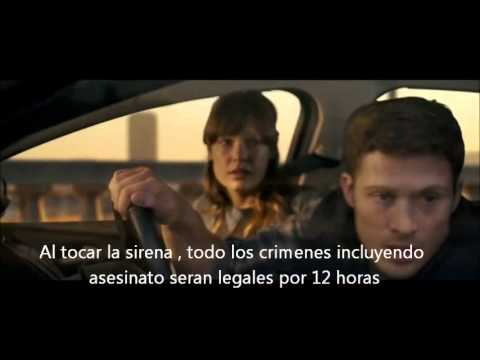 LA PURGA 2 - ANARQUIA (SEX PISTOLS) TRAILER 2014