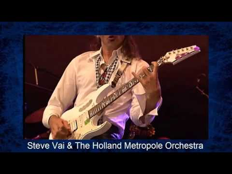 Steve Vai and the Holland Metropole Orchestra   Full Concert