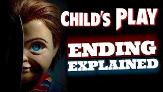 Child's Play (2019) Ending Explained + Easter Eggs