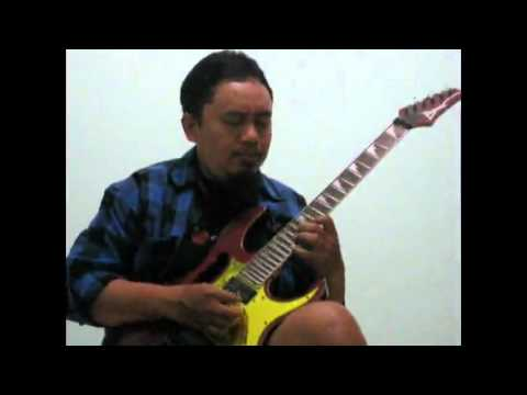 Andy James - Nuno Bettencourt Style - Quick Licks - Guitar Solo Cover by Hari