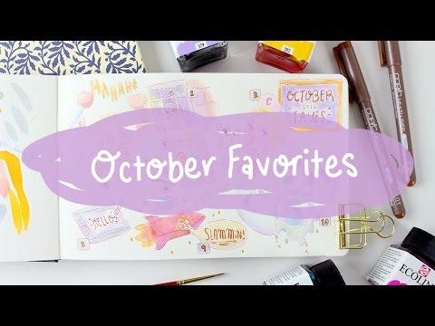 Sketchy October 2016 Faves