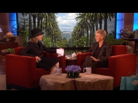 Web Exclusive: Diane Keaton and the Men She's Kissed