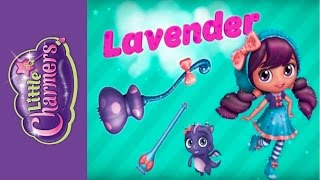 Little Charmers - Meet Lavender
