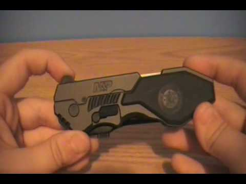 Smith & Wesson M&P Knife Review