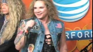 "101.1 WJRR - Steel Panther ""Community Property"" (LIVE)"