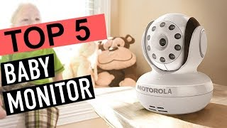 BEST 5: Baby Monitor 2019