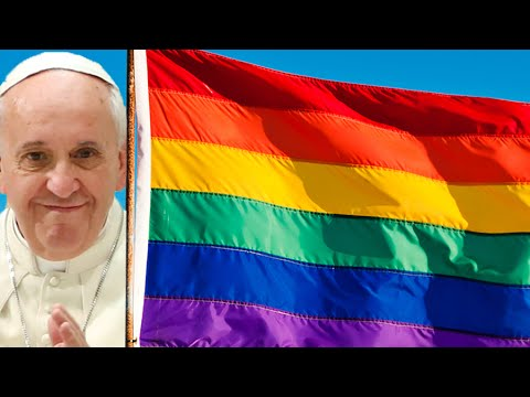 Gays No Longer Totally Evil Says The Pope