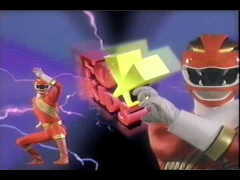 Power Rangers Wild Force premiere promos & more